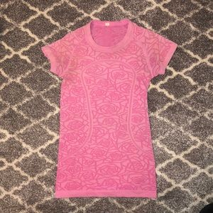 Lulu lemon short sleeve top